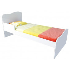 Mini Cama Canaã Baby Munique Branco