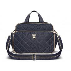Bolsa M Jeans Dourado Bmj9046 Classic For Baby