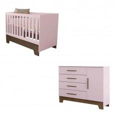 berco-americano-e-comoda-infantil-ester-retro-rosa-acetinado