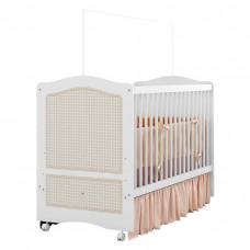 Berço Americano Fantasy Baby Design Treliça - Móveis Estrela