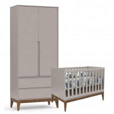 berco-e-guarda-roupa-infantil-nature-clean-2-portas-cinza-ec