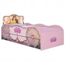 bicama infantil princesas disney fun rosa pura magia