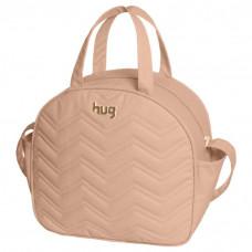 Bolsa Maternidade Chevron Nude – HUG