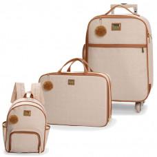 bolsa-maternidade-kit-3-peças-com-mala-barcelona-bege-hug