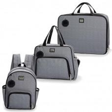 bolsa-maternidade-kit-3-peças-com-mochila-barcelona-chumbo-h