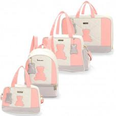 bolsa-maternidade-kit-4-pecas-austin-rosa-hug