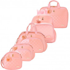 bolsa-maternidade-kit-5-pecas-pilli-rosa-pirulitando