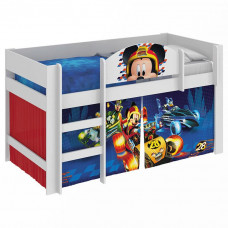 Cama Infantil Mickey Disney Play - Pura Magia