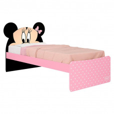 Cama Infantil Minnie Plus 8A - Pura Magia