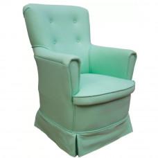 Poltrona Canaã Baby Aconchego Fixa Verde