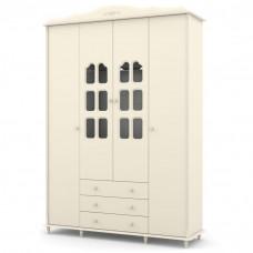 Guarda-Roupa-4-portas-Provence-Off-White-Matic
