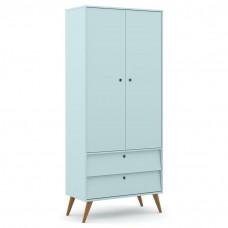 guarda-roupa-infantil-retro-gold-2-portas-azul-acetinado-eco