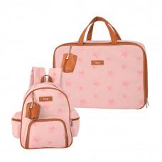 mala-e-mochila-maternidade-ceu-estrelado-rosa-hug