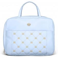 Mala Maternidade Queen Azul - Classic For Bags