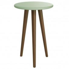Mesa de Canto Theo Verde Amadeirado – Reller