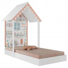 Mini-Cama-Infantil-Montessoriana-Home-Branco-Pura-Magia