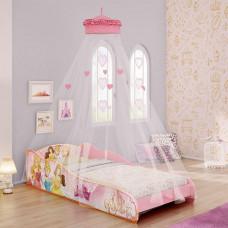 Mini Cama Infantil Princesas Disney 8A com Dossel - Pura Mag
