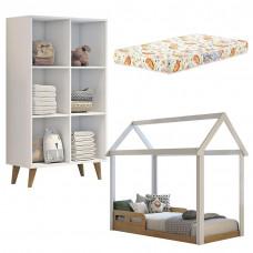 Mini-cama-Montessoriana-e-GR-Analu-com-Colchao-Umaflex