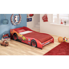 Mini Cama Pura Magia Carros Disney Plus