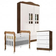 quarto-de-bebe-ariel-3-portas-gaveteiro-berço-lila-branco-ac