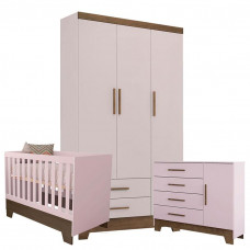 quarto-de-bebe-ester-retro-rosa-acetinado-amadeirado-carolin