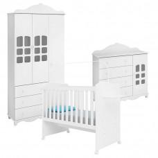 Quarto de Bebê Imperial 3 portas