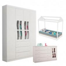 quarto-de-bebe-leticia-com-mini-cama-montessoriana-branco-br