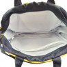 Bolsa Viagem Vitória M Dourado Bvjq9046 Classic For Baby